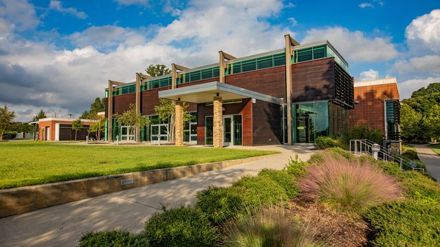 Surry Cellars winery at Surry Community College