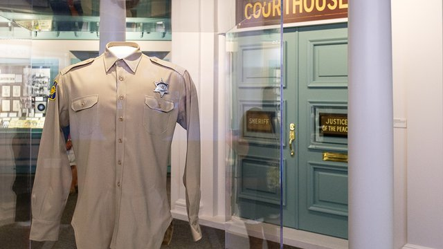 Andy Griffith Museum Mount Airy Mayberry NC