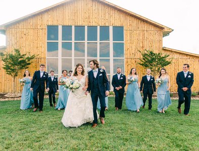 Barn at Heritage Farm Wedding Venue NC