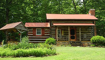 Big Elkin Creek Farm cabin rental in Elkin, NC