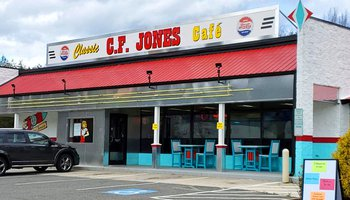 CF Jones Cafe Mount Airy NC