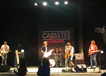 Casette Rewind band in mount Airy