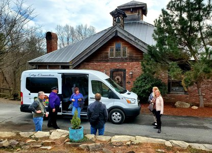 Elkin Vine Line Wine Tours Yadkin Valley NC