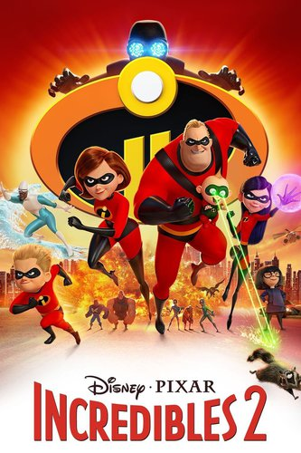 Incredibles 2 Movies in the Park Dobson