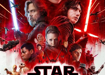 Movies on Main in Pilot Mountain showing Star Wars The Last Jedi