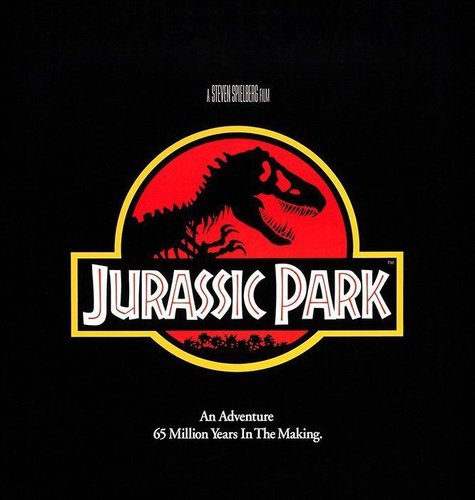Movies on Main in Pilot Mountain showing Jurassic Park