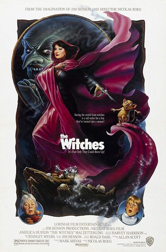 Movies on Main in Pilot Mountain showing The Witches