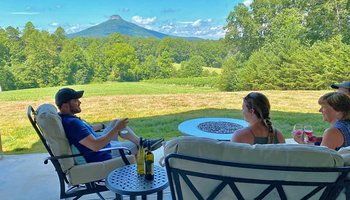 Pilot Mountain Vineyards & Winery Yadkin Valley NC