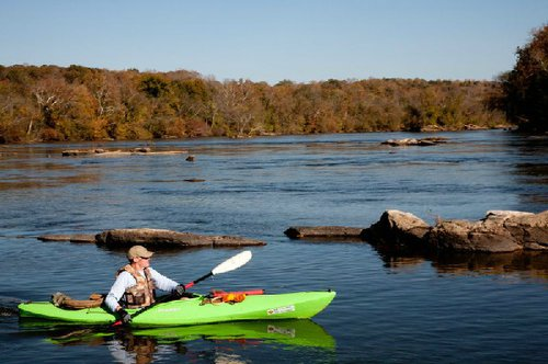 Yadkin River Kayak