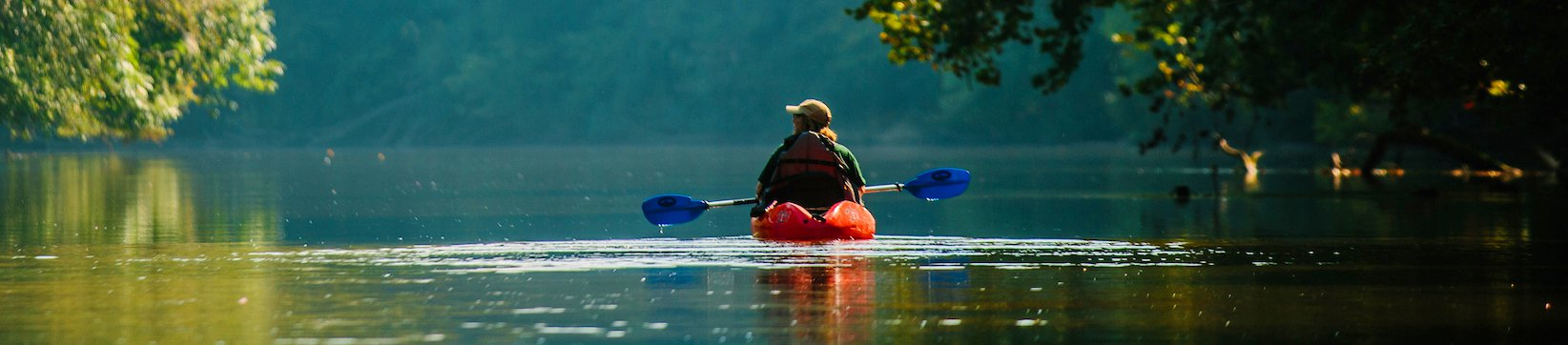 Yadkin River Paddle Trail in Surry County