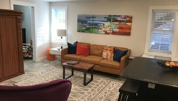 Mayberry Suite condo rental Mount Airy, NC