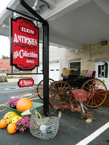Elkin Antiques & Collectibles Mall