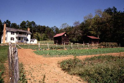 Horne Creek Living Historical Farm