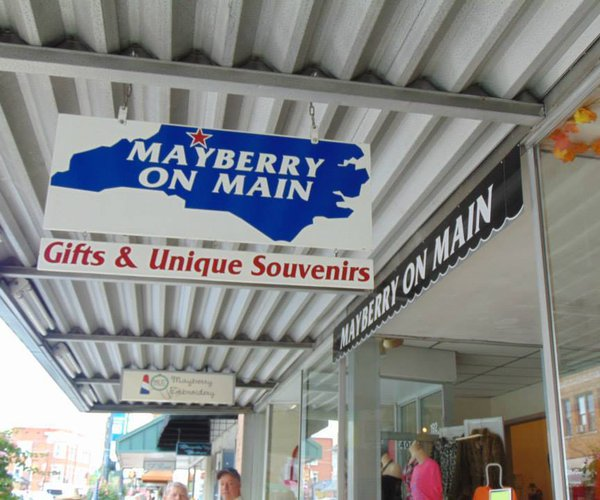 Mayberry on Main