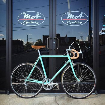 Mount Airy Cyclery & Bike Museum