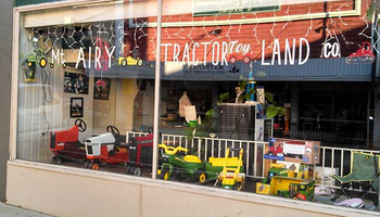 Mt. Airy Tractor Toyland