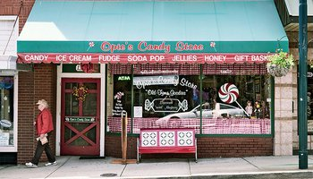 Opie's Candy Store