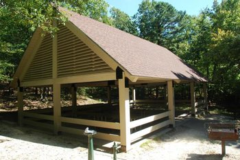 Pilot Mountain State Park Campground