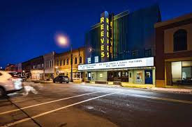 Reeves Theater Elkin, NC