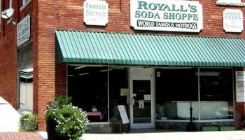 Royall's Soda Shoppe