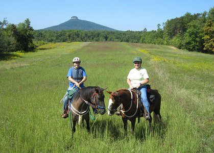 Autumn Options: See the Yadkin Valley on Horseback