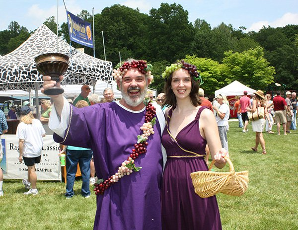 Sip Your Way Through the Yadkin Valley at Festival on May 20